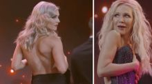Sam Frost, Patti Newton and Danielle Spencer strip off for charity