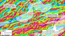 Benton Resources Receives Airborne Data and Initiates Work at Panama Project in the Red Lake Mining District