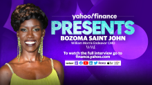 Yahoo Finance Presents: Bozoma Saint John