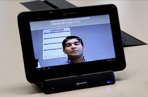 Qualcomm demos touch-free gesture control for tablets powered by Snapdragon (video)