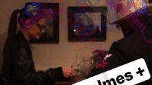 Confirmado el romance de Katie Holmes y Jamie Foxx