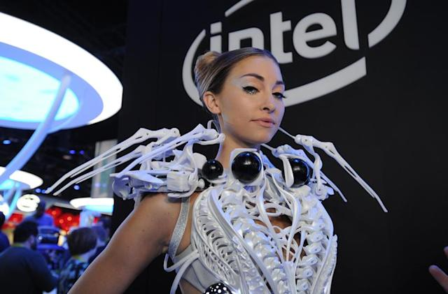 Inside Intel's insanely futuristic CES booth