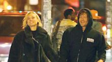 Yes, They're Dating! Diane Kruger and Norman Reedus Spotted Kissing in NYC
