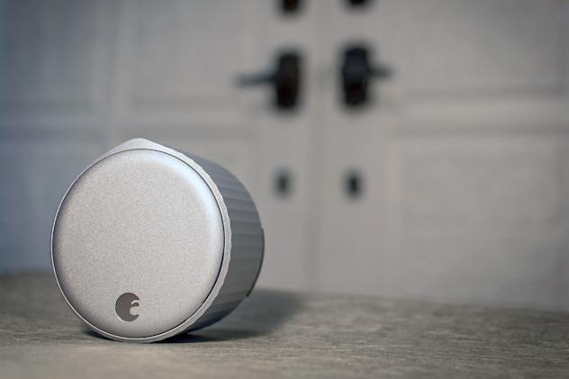 August's WiFi Smart Lock made my old lock new again