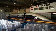 Hyperloop, Musk: primo test del treno superveloce il 10 dicembre