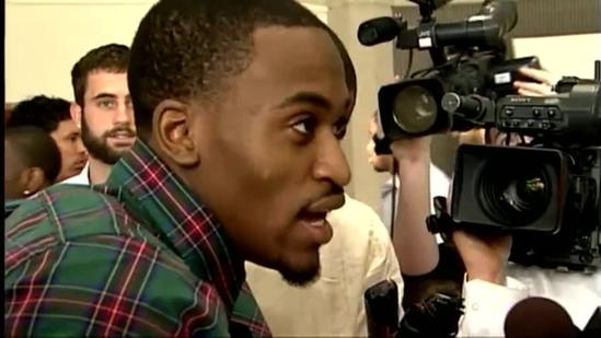 Kevin Ware talks about recovery