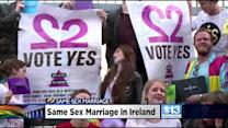 Same-Sex Marriage Now Legal In Ireland