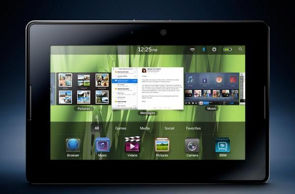 RIM introduces PlayBook -- the BlackBerry tablet