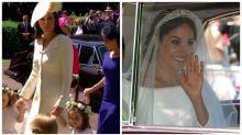 Kate Middleton's major wedding faux pas