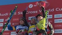 Teller and Thompson secure ski cross wins