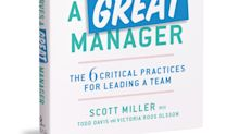 FranklinCovey and Simon & Schuster Release New Book: Everyone Deserves a Great Manager: The 6 Critical Practices for Leading a Team