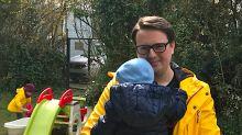 """Papa liest """"Blender-Mamas"""" auf Instagram die Leviten"""