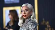 Meerjungfrauen-Look: Lady Gaga rockt jetzt blaues Haar