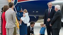 Así fue el rechazo del príncipe George al primer ministro de Canadá