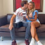 Love Island winner Dani Dyer announces she is pregnant with first child