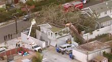 2 Killed After Massive Tree Falls on Southern California Home