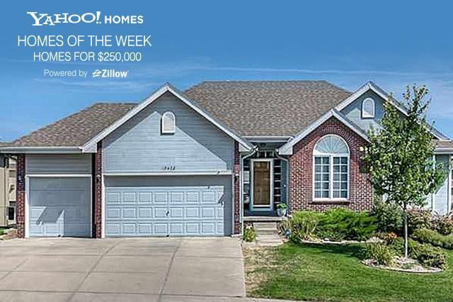 yahoo homes of the week 250k homes