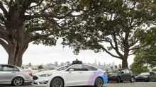 Lyft is using data from its rideshare drivers to develop self-driving cars