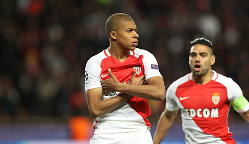 Champions League: Mbappe stellt gegen Dortmund neuen Champions-League-Rekord auf