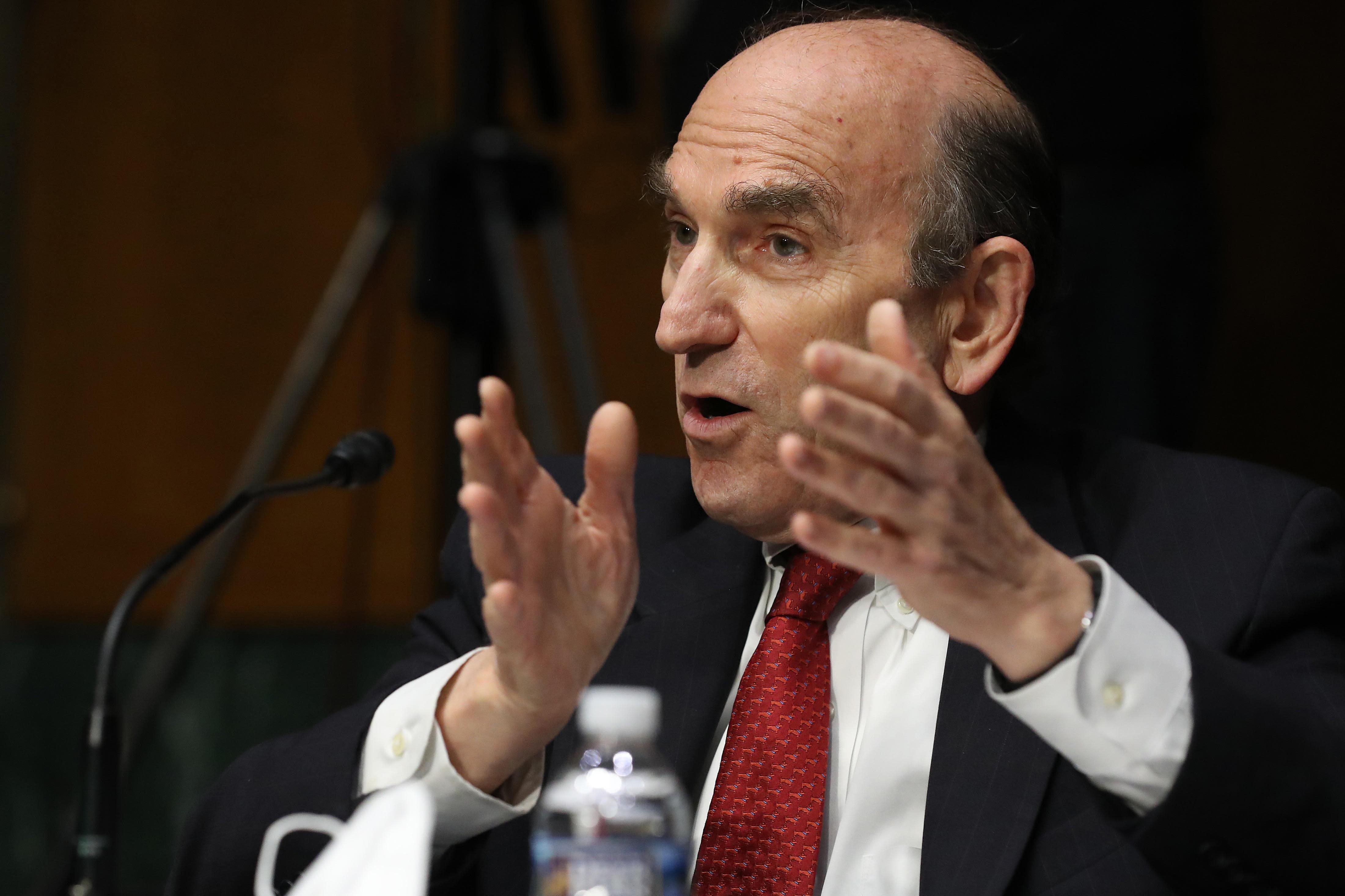 Elliott Abrams named special representative for Iran