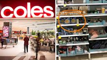 Coles accused of sexism over controversial Mother's Day display