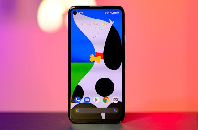 Google's long-awaited Pixel 4a goes on sale August 20th for $350