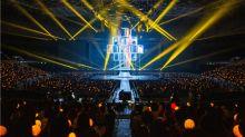 水晶男孩演唱會推出DVD 重溫現場黃色海洋感動