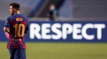 'Rock bottom': Barca reeling after 8-2 humiliation by Bayern