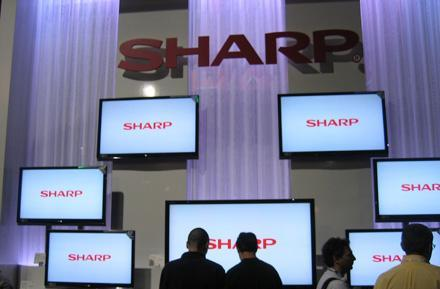 Hands-on with Sharp's ultrathin AQUOS D64U LCD series