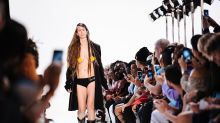 Die freizügigsten Looks der New York Fashion Week