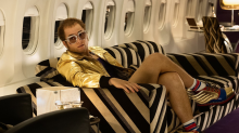 Taron Egerton transforms into Elton John in first 'Rocketman' trailer