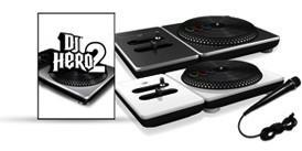 DJ Hero 2 brings two turntables and a microphone this Fall (update: now available to pre-order)
