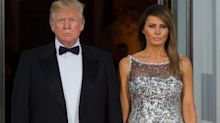 Melania Trump 'told to move fast and divorce' Donald