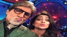 Shriya Saran Posts About Adorable Moment With Amitabh Bachchan; Prays For His Speedy Recovery