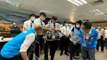 10校創意與專題競賽獲獎 韓國瑜鼓勵學生創作發明不要怕