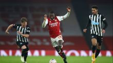Mikel Arteta: No excuses for Nicolas Pepe to stop fine form for Arsenal as adaptation period is over