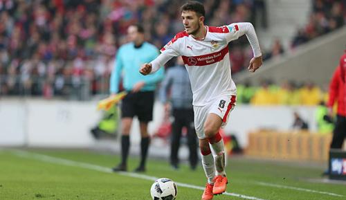 2. Bundesliga: Stuttgart ohne Grgic ins Derby gegen den KSC