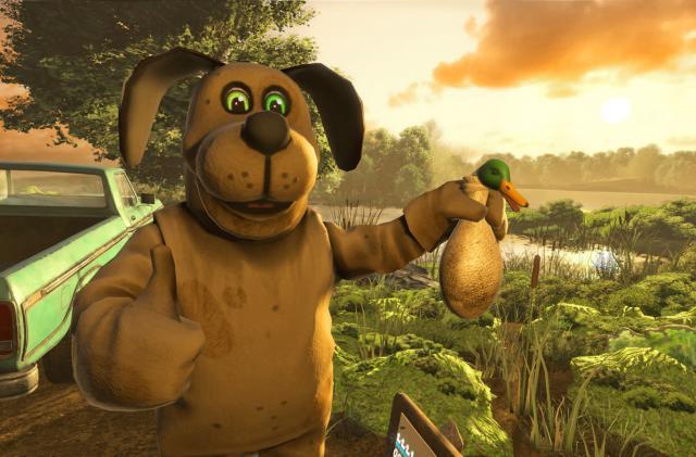 VR throwback 'Duck Season' arrives September 14th