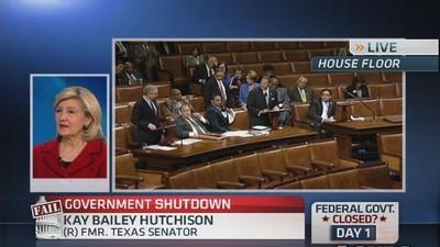We fought & we lost: Kay Bailey Hutchison