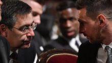 Foot - ESP - Barça - Barça: Josep Maria Bartomeu prêt à partir pour que Lionel Messi reste au club