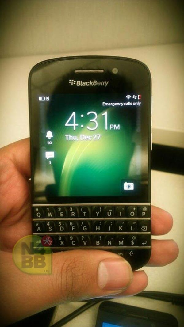 More BlackBerry N-Series images surface, appeases QWERTY lovers with sharper focus