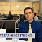 Walmart Earnings Strong