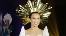 Paolo Ballesteros designs dress for Mutya Ng Pilipinas' contestant