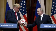 Trending: Trump and Putin at the #TreasonSummit