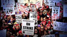 Are unions regaining their power?