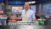 Cramer credits Tiffany's staggering post-earnings rally t...