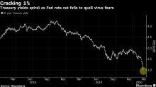 Misfired Fed 'Bazooka' Opens Doors to Global Bond Yield Slide