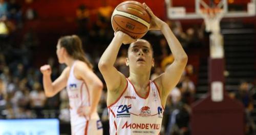 Basket - Bleues - Marième Badiane et Lisa Berkani quittent le groupe