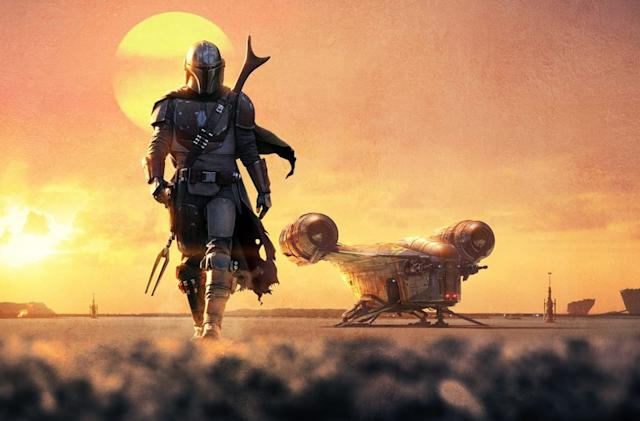 Watch the first trailer for Disney's 'The Mandalorian'