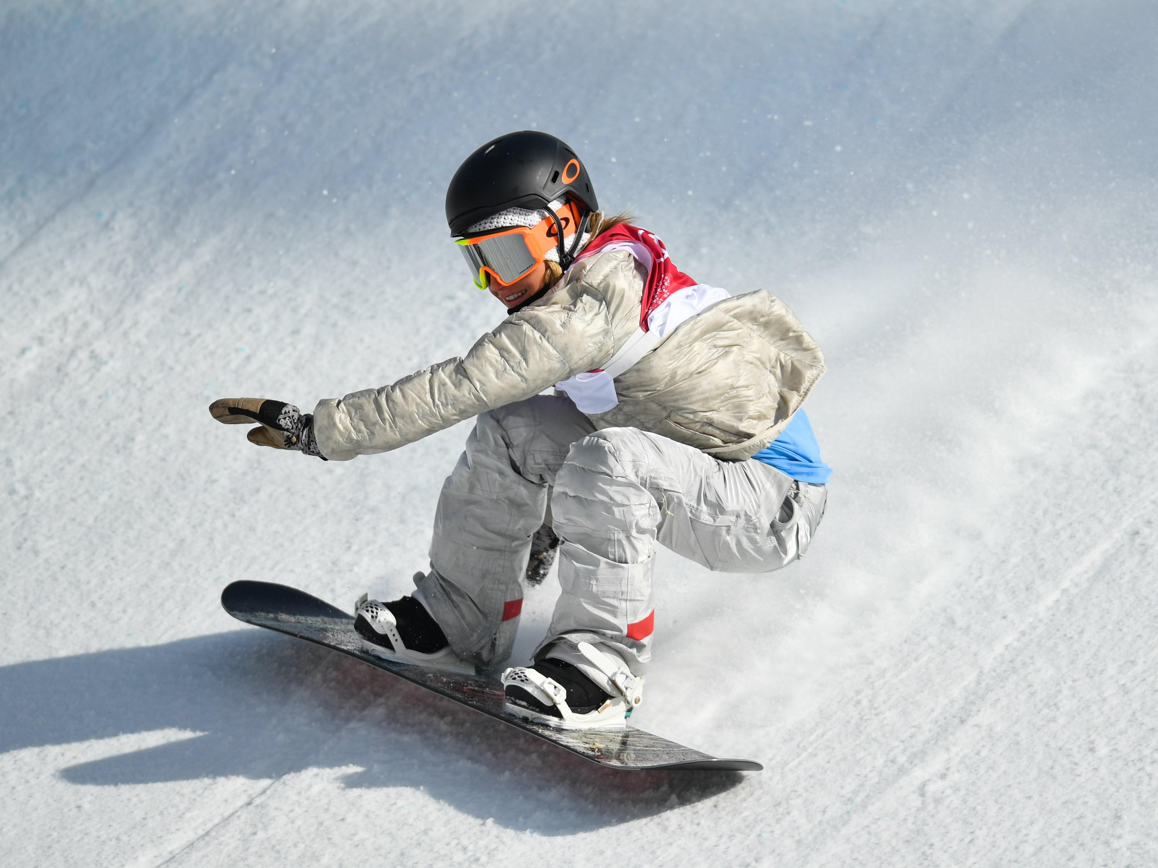 all about big air the newest olympic snowboarding event